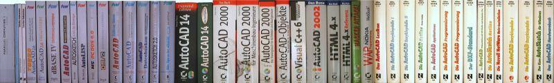 Bücher von CR/LF (Auswahl)