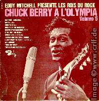 Chuck Berry: On Stage - France