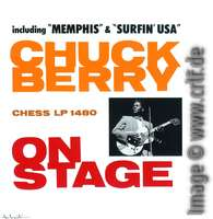 Chuck Berry: On Stage - CHESS LP-1480