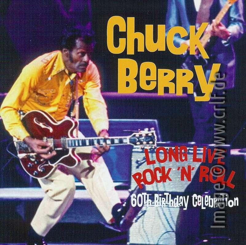 Crying Steel's Third Strike - Chuck Berry and Keith Richards live