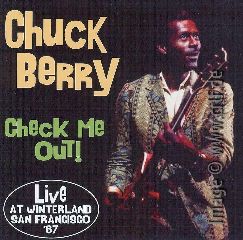 Chuck Berry Collector's Guide - The Mercury Era (1966-1969)