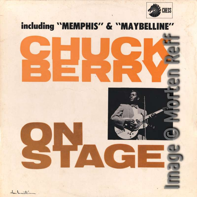 The Chuck Berry Collectors Blog