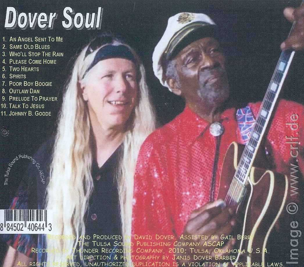 Chuck Berry live 2008 on David Dover's Soul album - The Chuck Berry