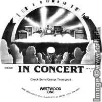 Westwood One In Concert Chuck Berry 1981