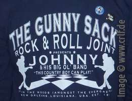 Johnny B. Goode inspired shirt