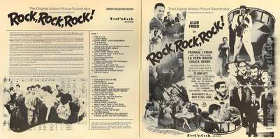 Rock, Rock, Rock (Bootleg) - Reel 'n Rock JN5703
