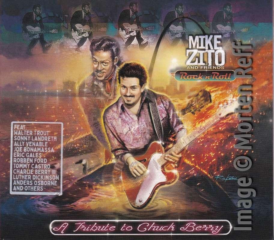 CHUCK BERRY ROCK N ROLL GUITAR TAB TABLATURE SONG BOOK SOFTWARE CD