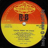 Chuck Berry: On Stage - UK