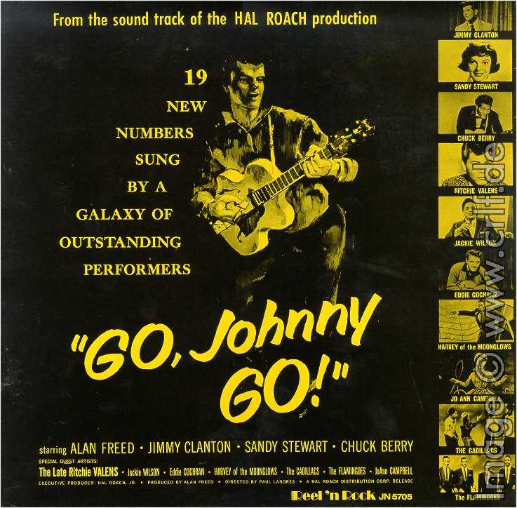 Film Go Johnny Go REELNROCK