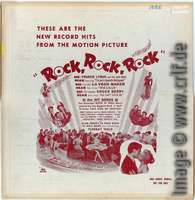Rock, Rock, Rock - Disc Jockey Sample LP