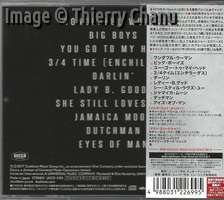 CHUCK DECCA CD back JAPAN