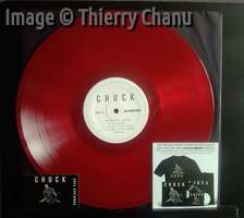 CHUCK US red wax
