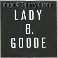 Lady B. Goode UK promo front