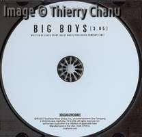 Big Boys US promo CD