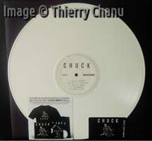 CHUCK US white wax