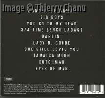CHUCK DECCA CD back EUROPE