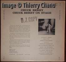 Chuck Berry: On Stage - DJ copy