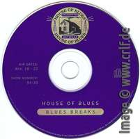 House of Blues, Blues Breaks, 21-04-1994